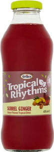 Grace Tropical Rhythms Sorrel/Hibiscus & Ginger