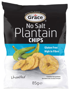 Grace Plantain Chip No Salt