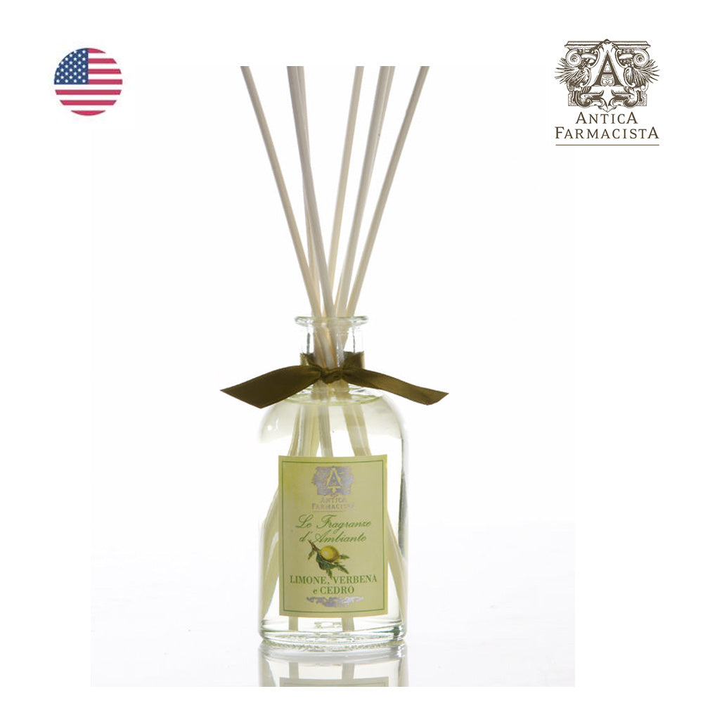 Antica Farmacista - Lemon, Verbena & Cedar Diffuser 100ml