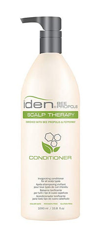 Iden Bee Propolis Scalp Therapy Conditioner - 33.8 oz / 1000ml