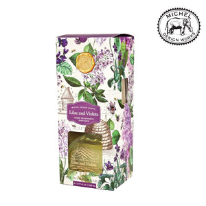 Michel Design Works Lilac and Violets Home Fragrance Diffuser 230ml