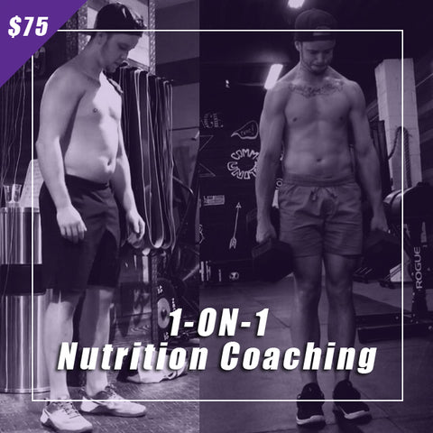 1-On-1 Nutrition