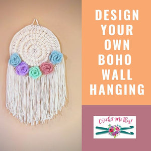 Boho Wall Hanging - Design your own