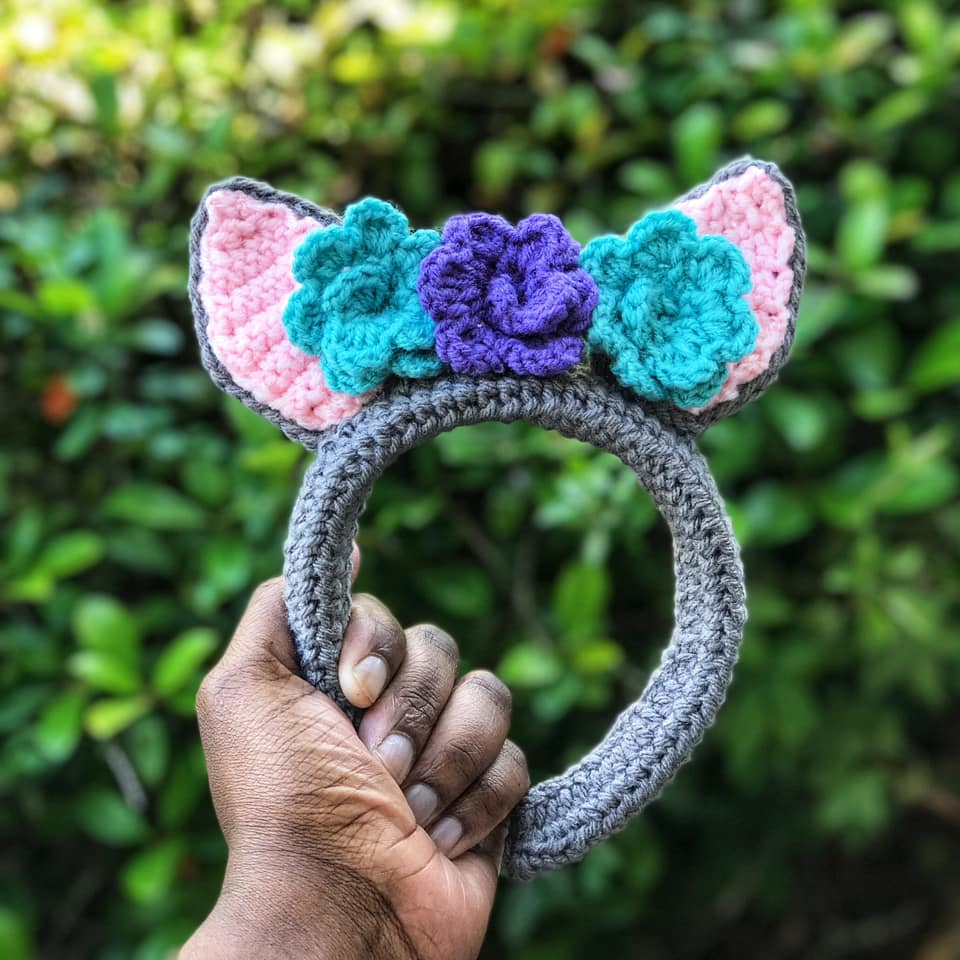 Easter Headband  | Crochet Headband