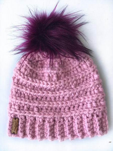 "The ""MORGAN"" beanie"