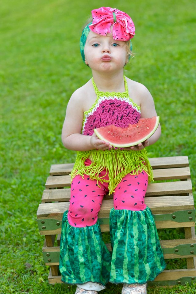 Watermelon crop  Top