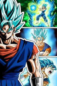 Vegetto-blue