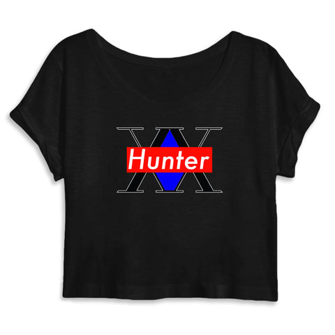 "Crop top Femme ""Hunter"" Hunter X Hunter - Mangaku974"