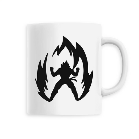 "Mug céramique ""Goku SSJ"" Dragon Ball - Mangaku974"