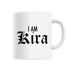 "Mug céramique ""I AM Kira"" Death Note - Mangaku974"