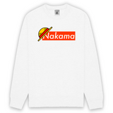 "Sweat Unisexe ""Nakama"" One Piece - Mangaku974"