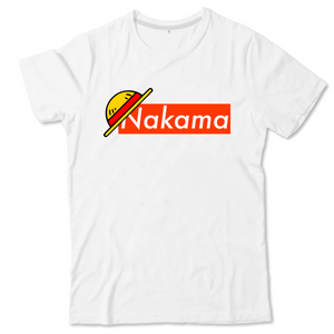 "T-shirt Enfant ""Nakama"" One Piece - Mangaku974"