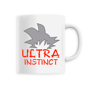 "Mug céramique ""Ultra Instinct"""