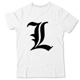 "T-shirt Enfant ""L"" Death Note"