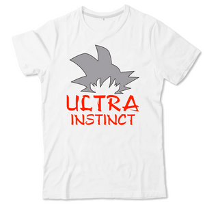 "T-shirt Enfant ""Ultra Instinct"" Dragon Ball"