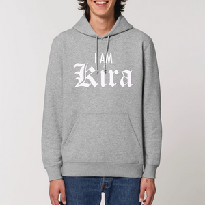 "Sweat à capuche ""I am Kira"" Death Note"