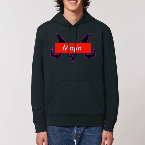 "Sweat à capuche ""Majin V2"" Dragon Ball - Mangaku974"