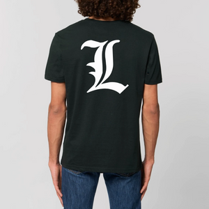 "T-shirt Unisexe ""L"" Death Note"