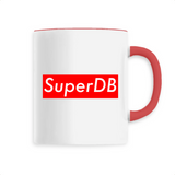 "Mug céramique ""SuperDB"" Dragon Ball Super - Mangaku974"