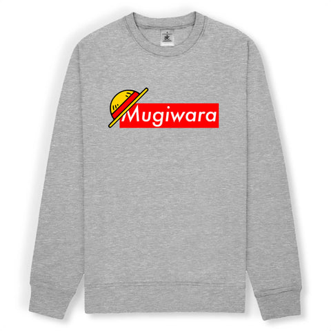 "Sweat Unisexe ""Mugiwara"" One Piece - Mangaku974"