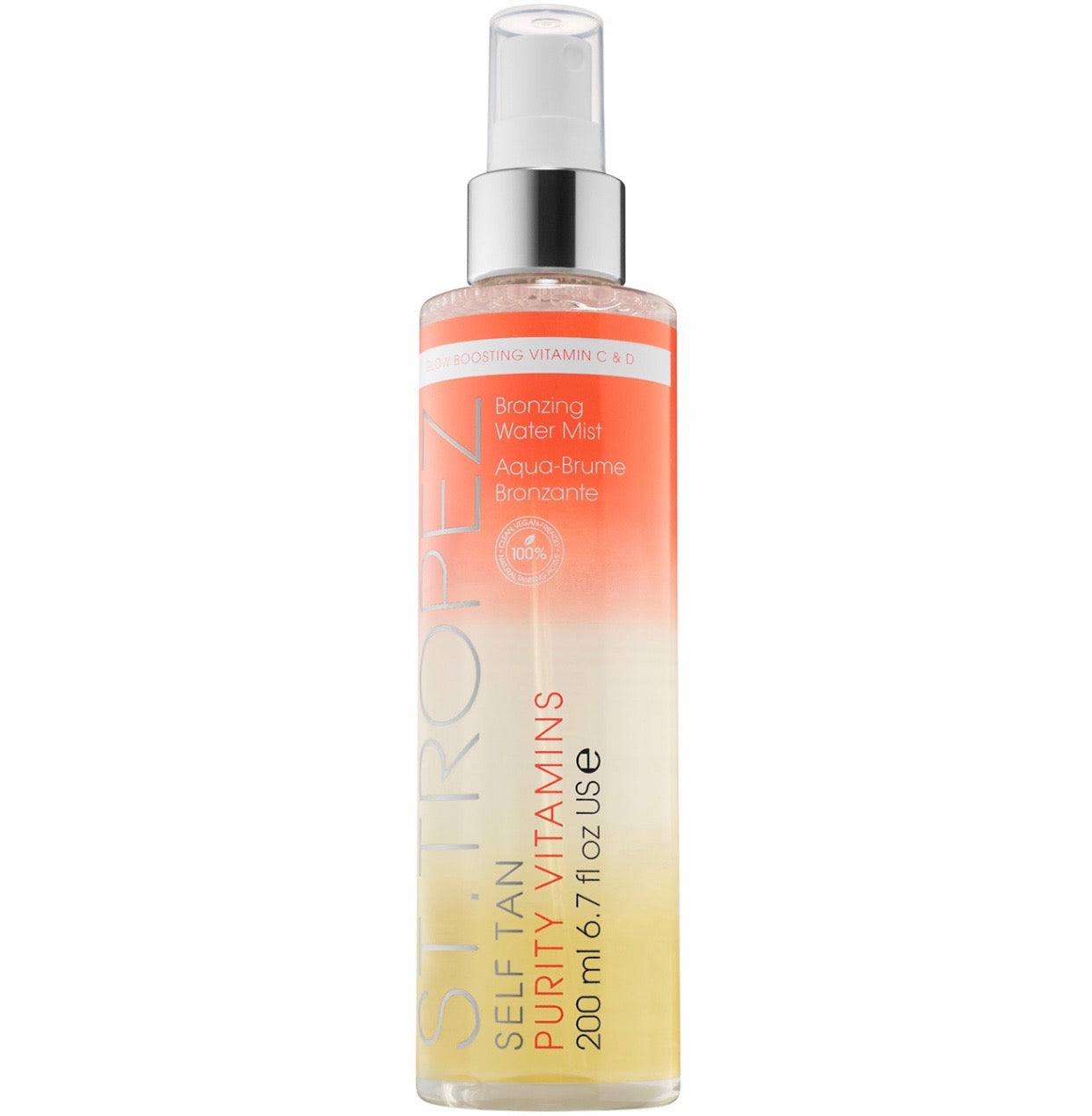 St Tropez Purity Vitamins Bronzing Water Body Mist