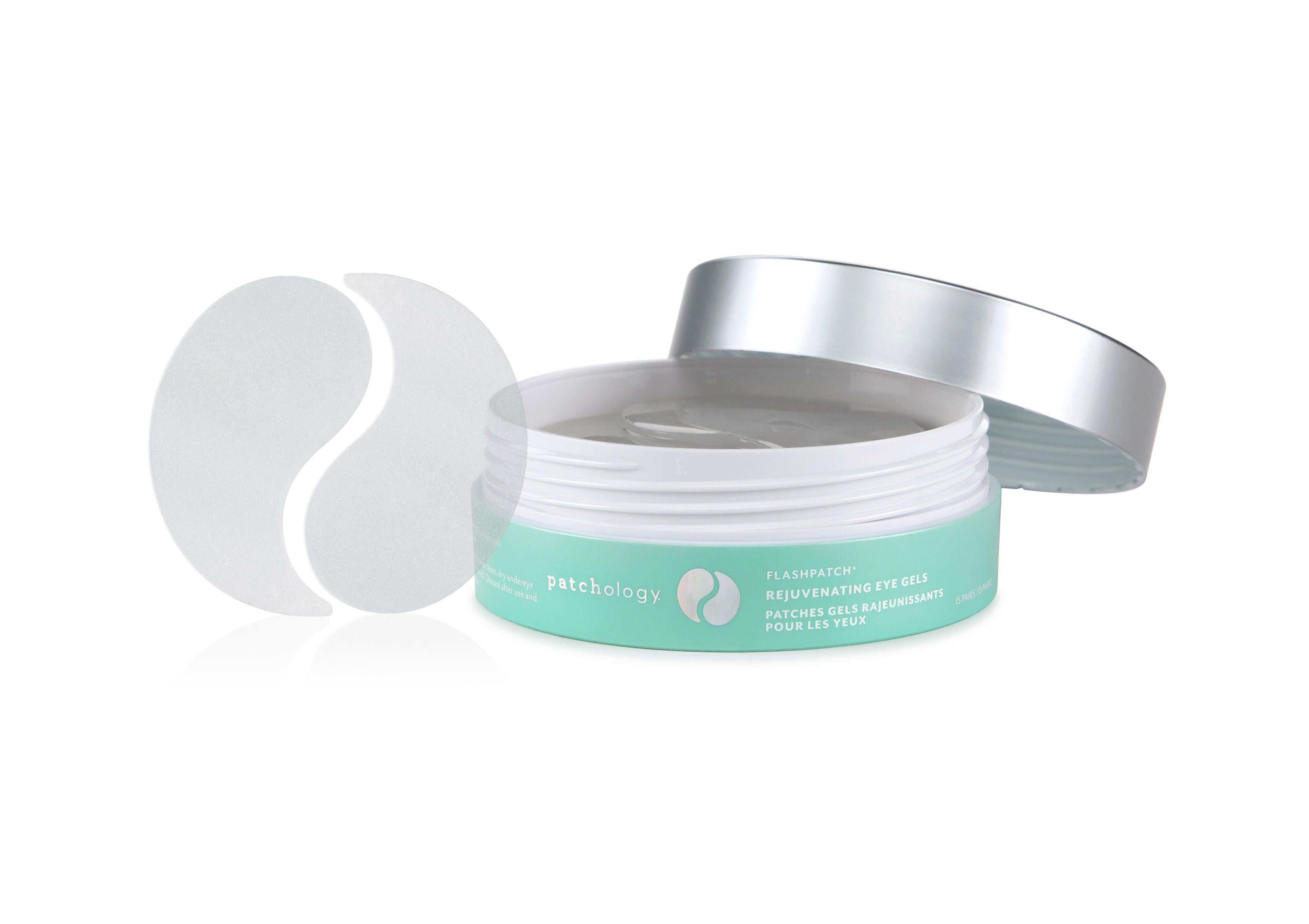 Patchology Rejuvenating Eye Gels 15 Pair Jar