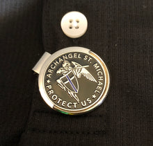 APPAREL CLIP/BALL MARKER - Guardian Angel Saint Michael Protect Us