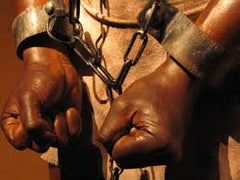 Old Slave Chains