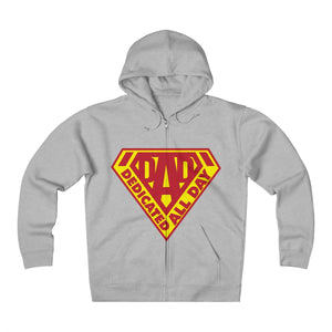 Men's Heavyweight Fleece Zip Hoodie