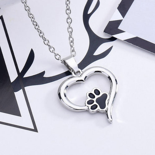 FASHION DOG LOVERS NECKLACE Free Shipping - Great Dog Shop