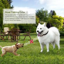 Load image into Gallery viewer, Dog training - no bark dog collar - Great Dog Shop