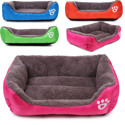 Dog Bed Oversize Puppy Bed Soft Warm - Great Dog Shop