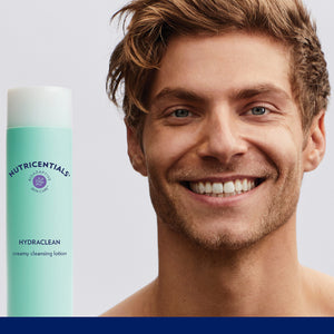 Nuticentials Hydraclean Creamy Cleansing Lotion