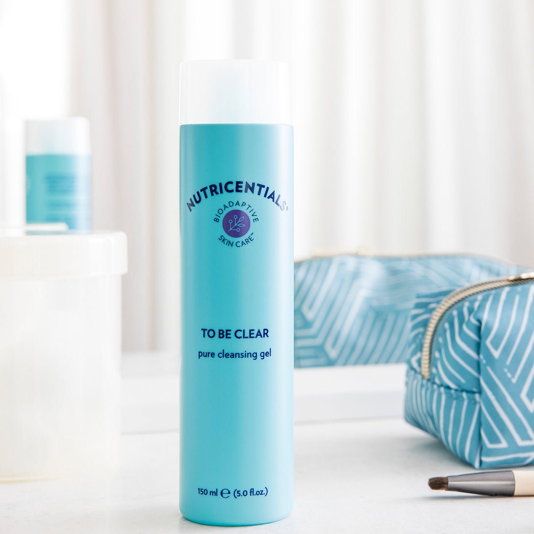 Nutricentials To Be Clear Pure Cleansing Gel