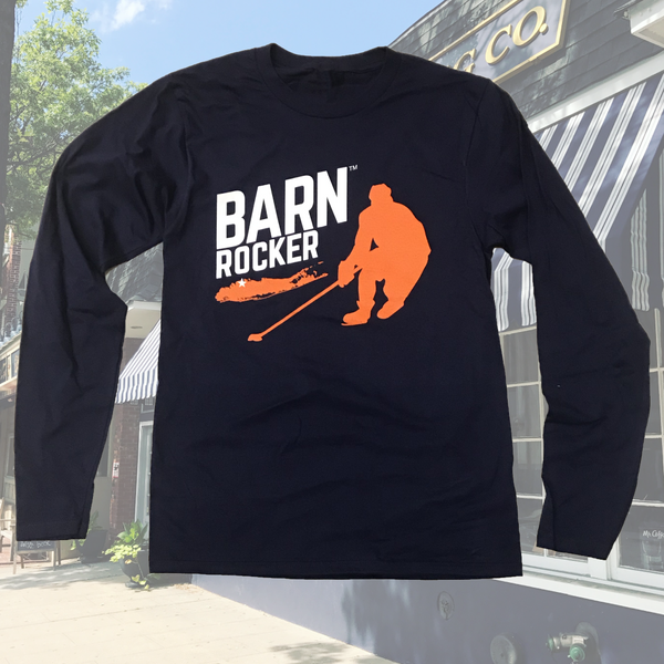 Barn Rocker Long Sleeve Tee