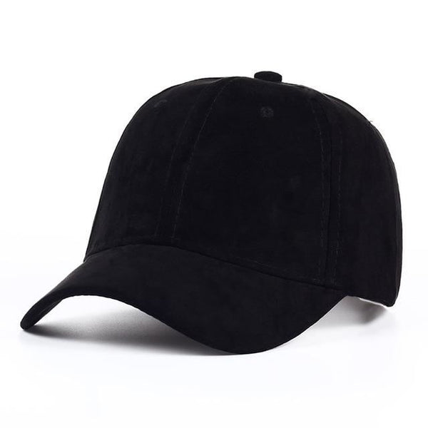Cap Mike Natural Outsider Black