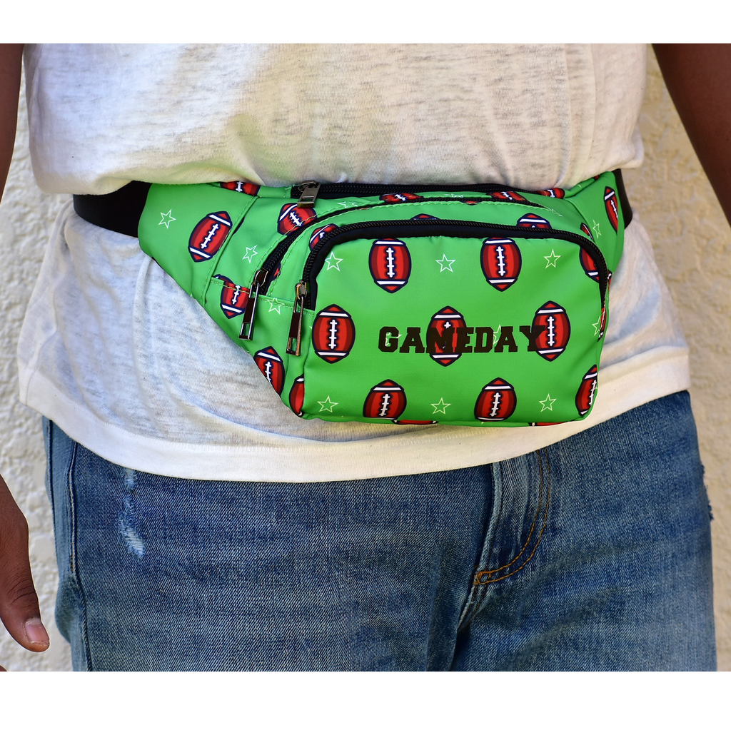 The-Official-Retro-Bag-Shop-Game-Day-Fanny-Pack-Front-Model