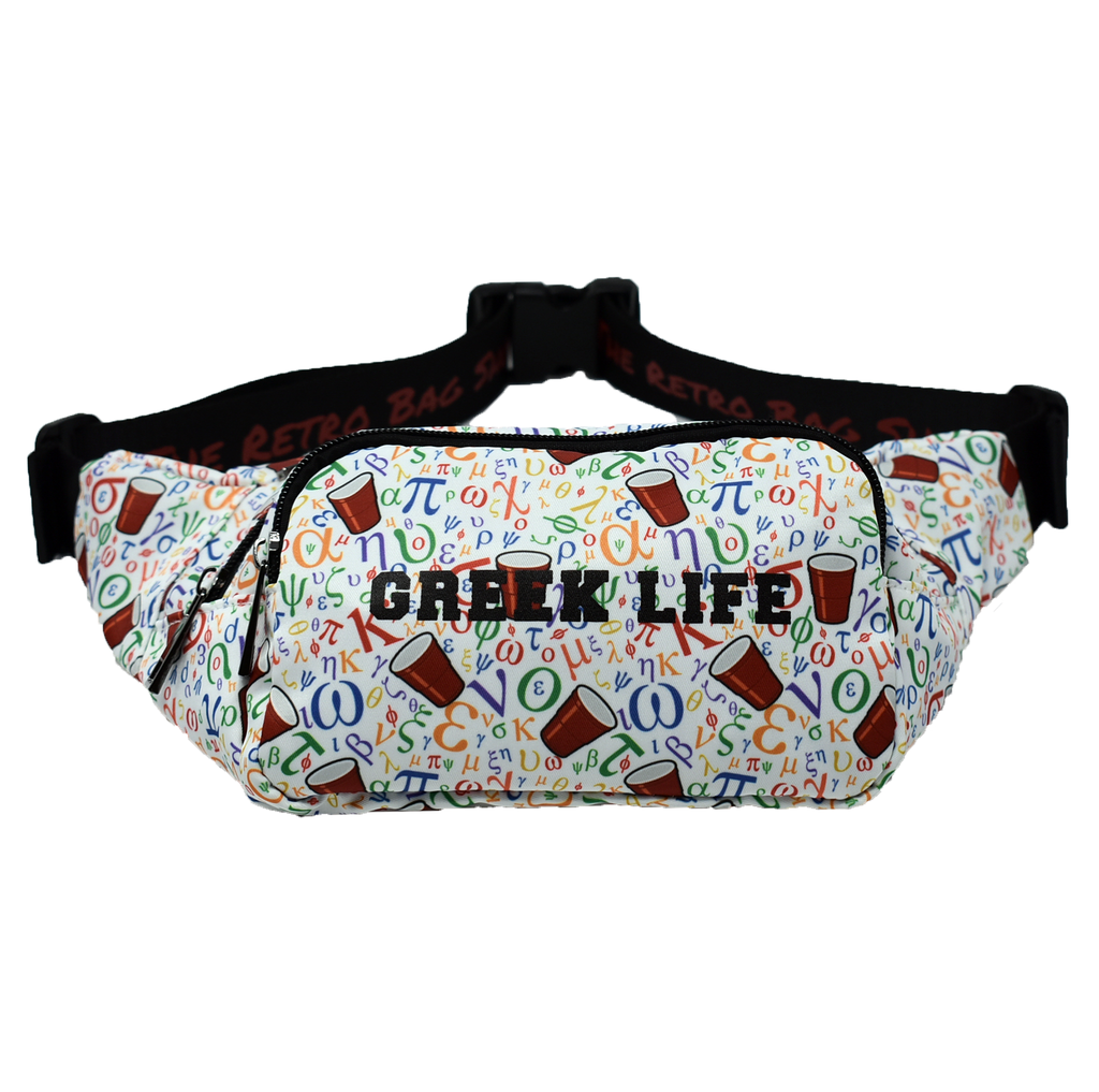 The-Official-Retro-Bag-Shop-Greek-Life-Fanny-Pack-Front-View