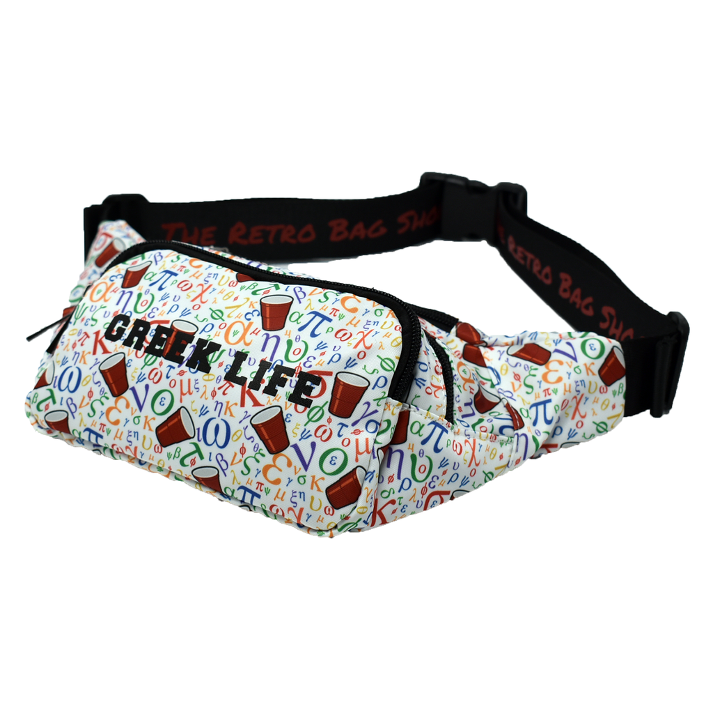 The-Official-Retro-Bag-Shop-Greek-Life-Fanny-Pack-Side-View