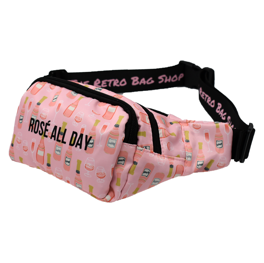 The-Official-Retro-Bag-Rose-All-Day-Fanny-Pack-Side-View