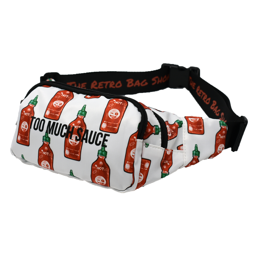 The-Official-Retro-Bag-Shop-Too-Much-Sauce-Fanny-Pack-Side-View