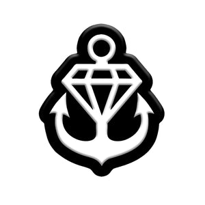 "Anchor Logo 1"" Enamel Pin"