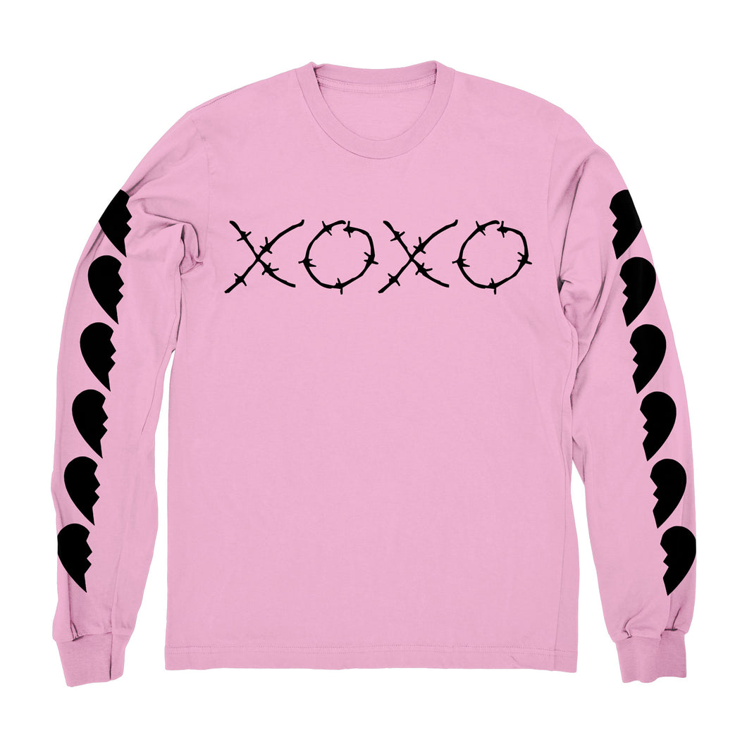 XOXO Light Pink