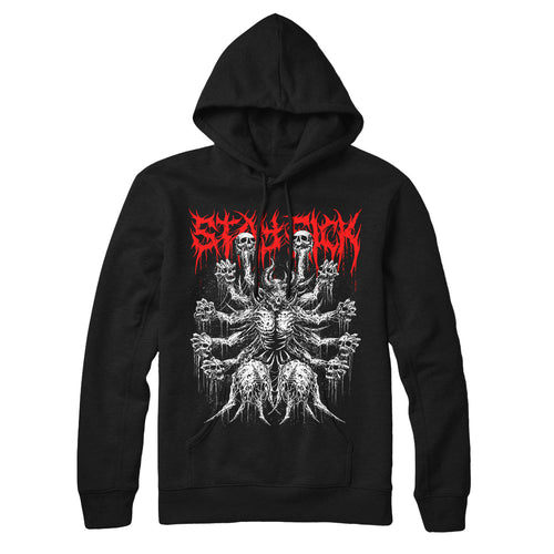 Demon Lord Black Pullover