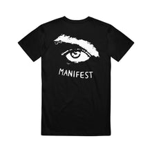 Eye Manifest Black T-Shirt