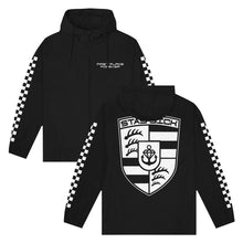 First Place Forever Black Pullover Windbreaker