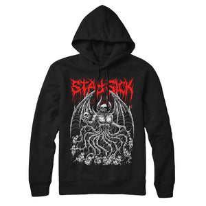 Demon Mother Black Pullover