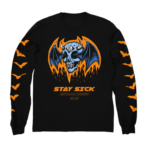 Nocturnal Black Long Sleeve