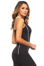 Women's Multi Strap Athletic Top