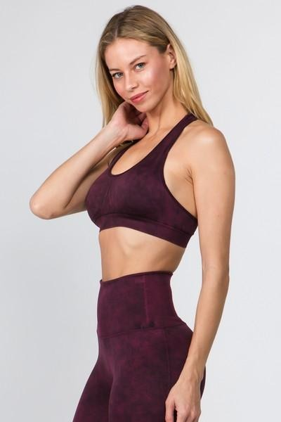 Lady's Premium Sports Bra (5 Colors)